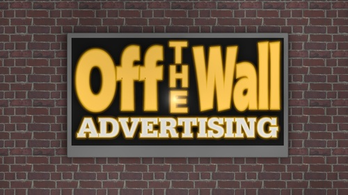 Off The Wall Advertising logo